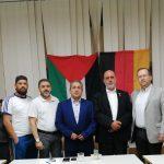 دعوة لتأسيس جمعية التضامن من اجل فلسطين في برلين
