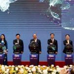 الصين تربط بين أكبر اتفاقية للتجارة الحرة في العالم