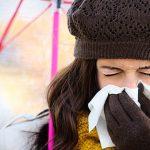 الشتاء .. موسم الزكام والأنفلونزا