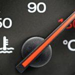 ارتفاع حرارة المحرك عند تشغيل المكيف