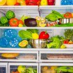 لك سيدتي: الأطعمة والثلاجة (البراد)