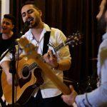 أول فرقة لموسيقى الروك في غزة