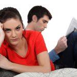 التعامل مع الزوج المشغول