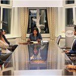 البيت الثقافي العربي (الديوان) يستضيف الروائية، الدكتورة نجاة عبدالصمد